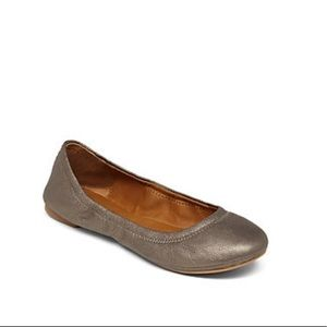 Lucky Brand Emmie Ballet Flats in Pewter